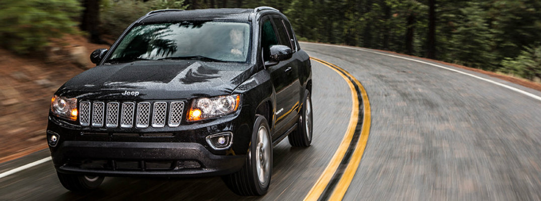 2017 Jeep Compass updates and engine specs