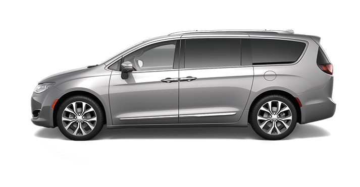 2017 Chrysler Pacifica Billet Metallic