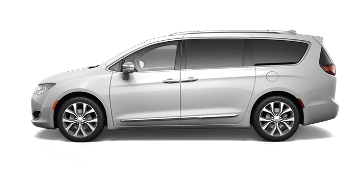 2017 Chrysler Pacifica Bright White