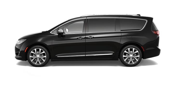 2017 Chrysler Pacifica Brilliant Black Crystal Pearl