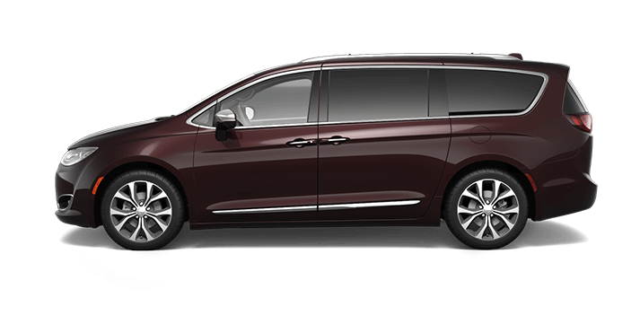 2017 Chrysler Pacifica Dark Cordovan