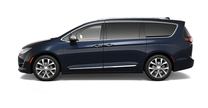2017 Chrysler Pacifica Jazz Blue Pearl