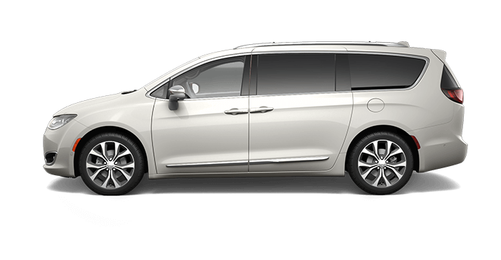 2017 Chrysler Pacifica Tusk White