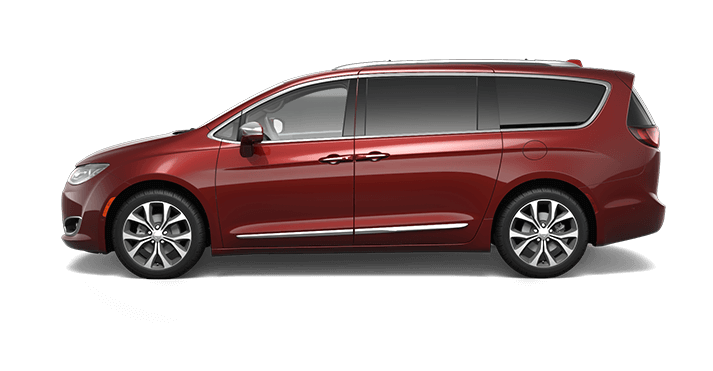 2017 Chrysler Pacifica Velvet Red Pearl