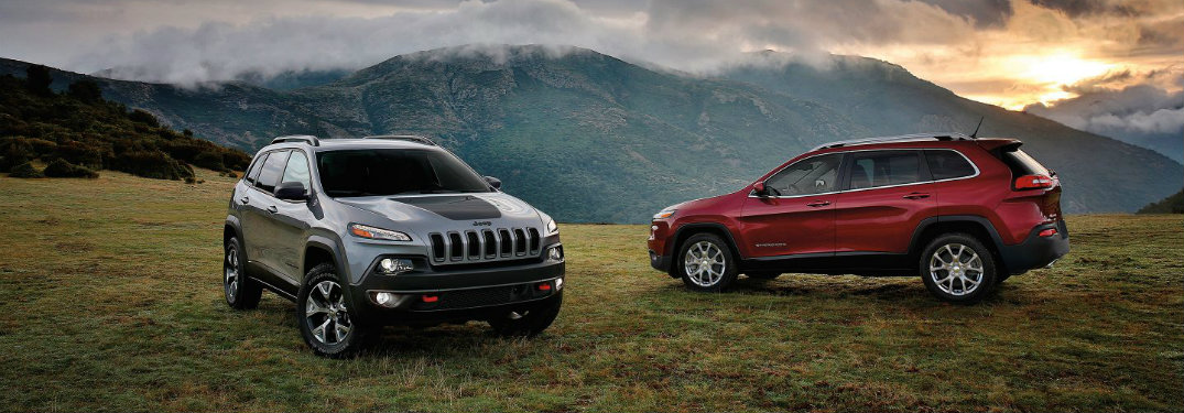 What Makes the Jeep Cherokee Trailhawk® Special?
