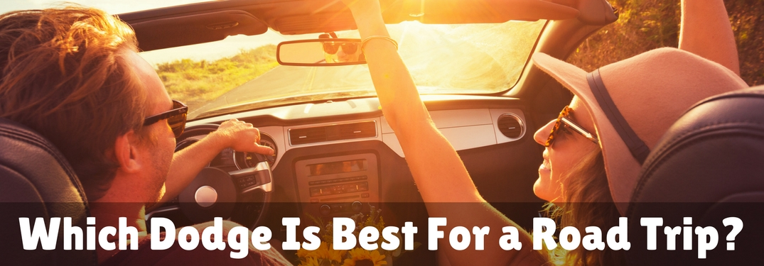 Which Dodge Model is Best For a Summer Road Trip?