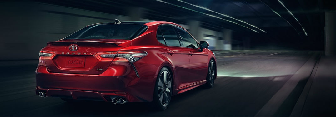 2018 Toyota Camry design revealed
