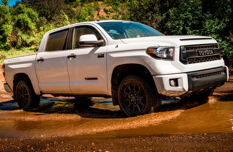 2017 Toyota Tundra Towing Capacity