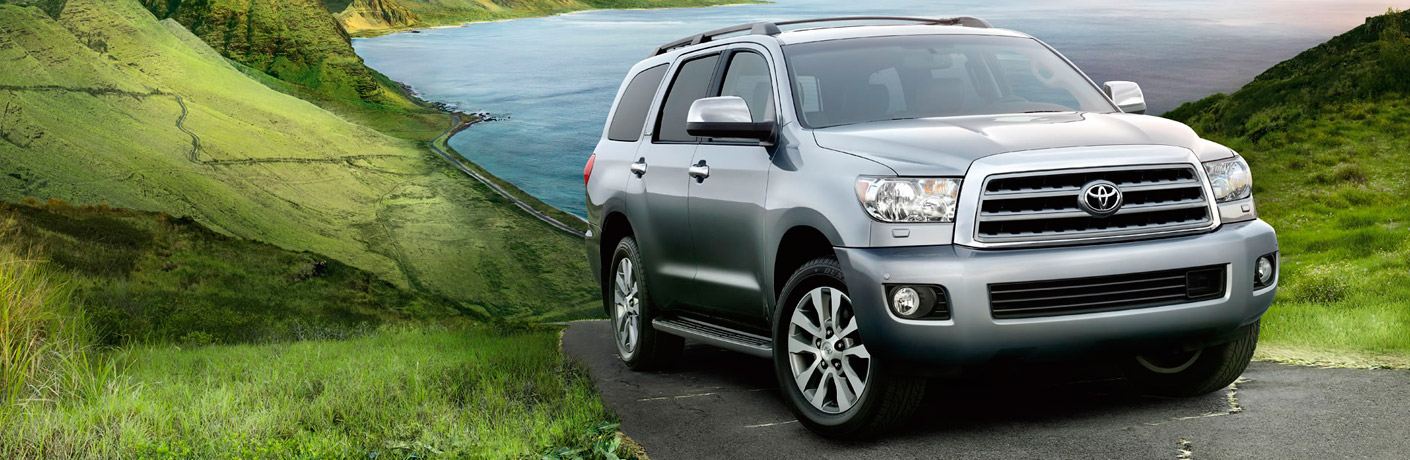 2017 Toyota Sequoia Engine Specs and Towing Capacity