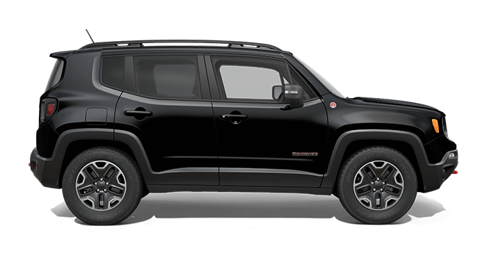 2017 Jeep Renegade Colour Options