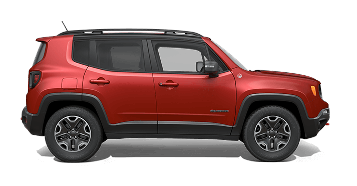 Colorado Red Granite : Jeep renegade colour options