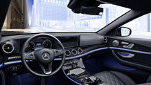 Mercedes-Benz Car-To-X Communication