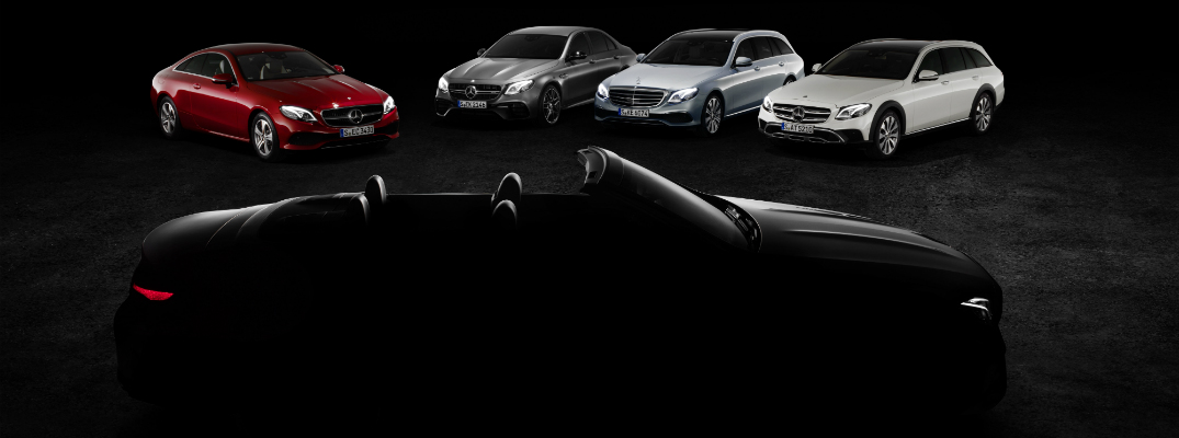 What Is Mercedes-Benz Bringing to the 2017 Geneva Motor Show?