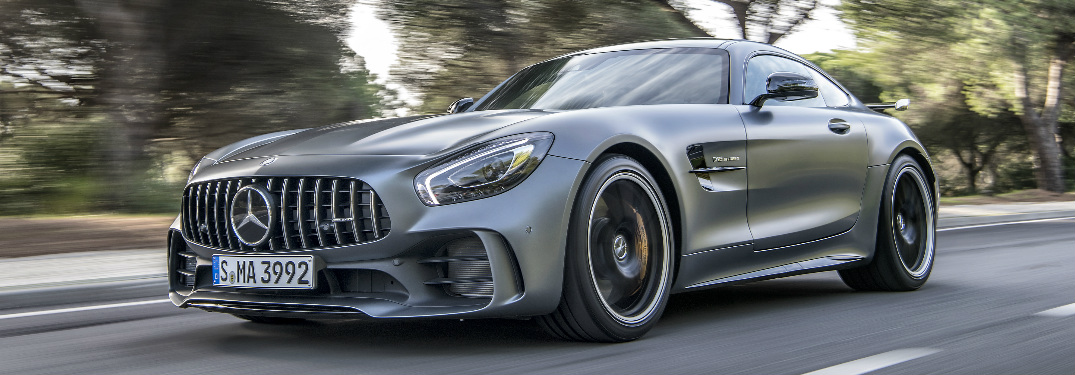 How fast is the 2017 Mercedes-AMG GT R?