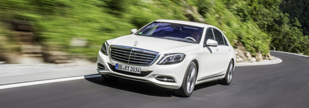What is the fuel economy of 2017 Mercedes-Benz S550e?