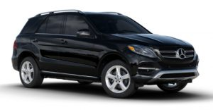 2017 Mercedes-Benz GLE Black