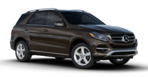 2017 Mercedes-Benz GLE Dakota Brown Metallic