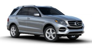 2017 Mercedes-Benz GLE Iridium Silver Metallic
