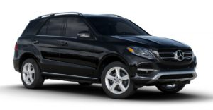 2017 Mercedes-Benz GLE Obsidian Black Metallic