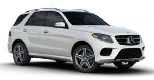 2017 Mercedes-Benz GLE White Diamond Metallic
