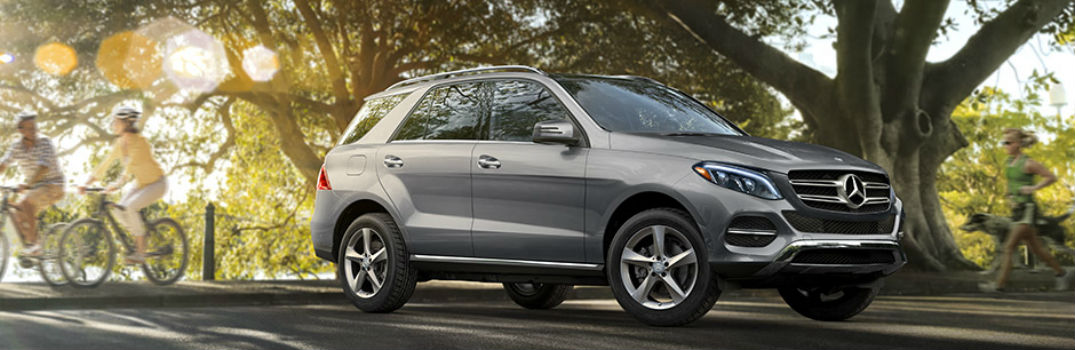What Color Options are Available for the 2017 Mercedes-Benz GLE?