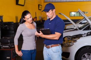 Summer Car Maintenance Checklist mechanic young woman