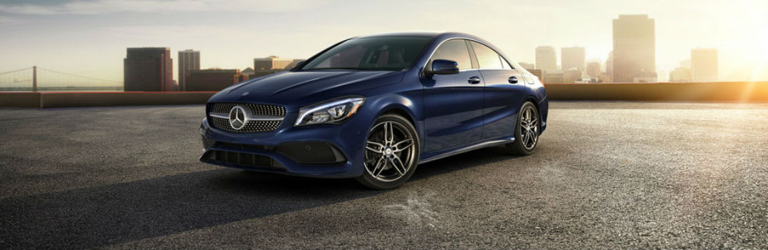 2018 Mercedes-Benz CLA 250 Performance Features