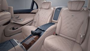 2018 Mercedes-Benz S 560 Comfort and Convenience Features