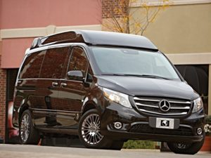 Mercedes-Benz Explorer van