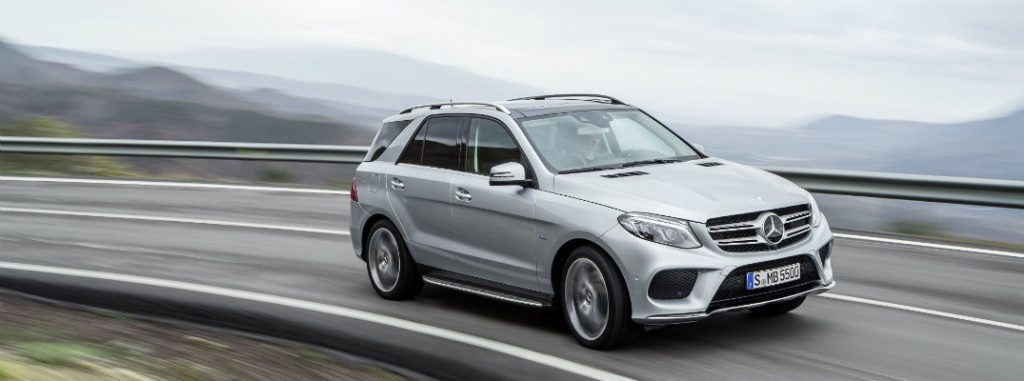 2017 mercedes benz gle550e plug in hybrid fuel economy for Mercedes benz dealership indianapolis