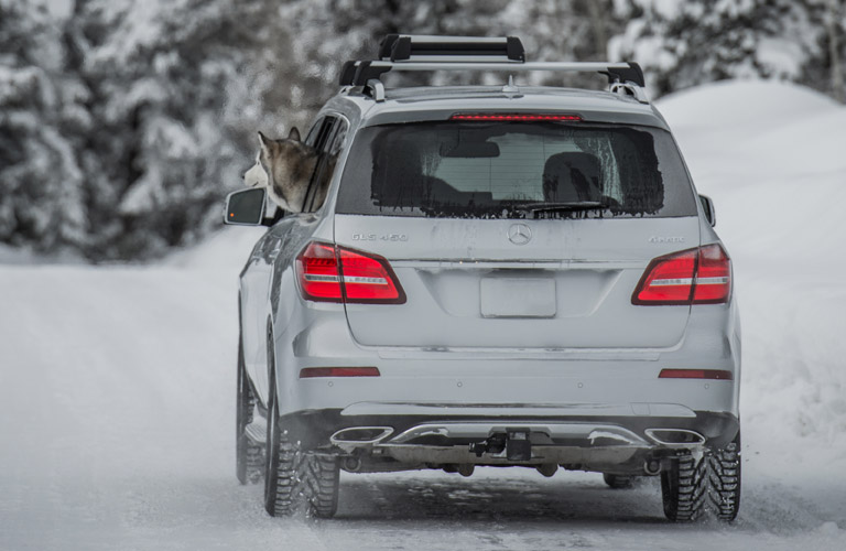 How Much Can The 2017 Mercedes Benz Gls Tow