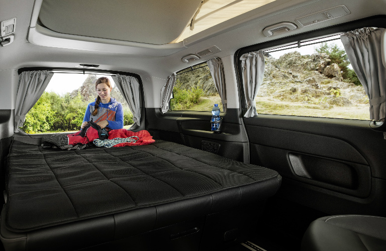 Mercedes-Benz Marco Polo HORIZON Van Bed