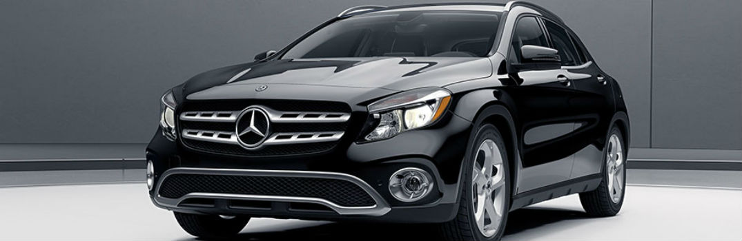 Engine and Performance Features in the 2017 Mercedes-Benz GLA SUV