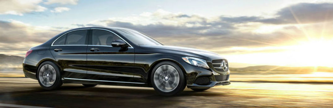 What are the Engine Options in the 2017 Mercedes-Benz C-Class Sedan?