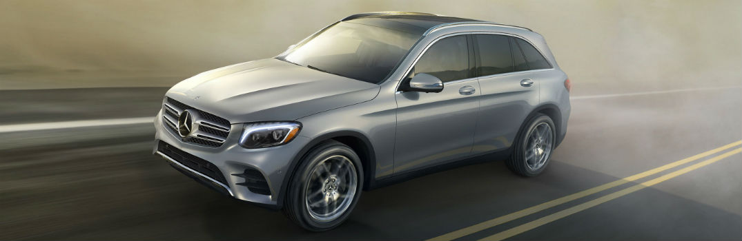 Active Safety Features in the 2017 Mercedes-Benz GLC
