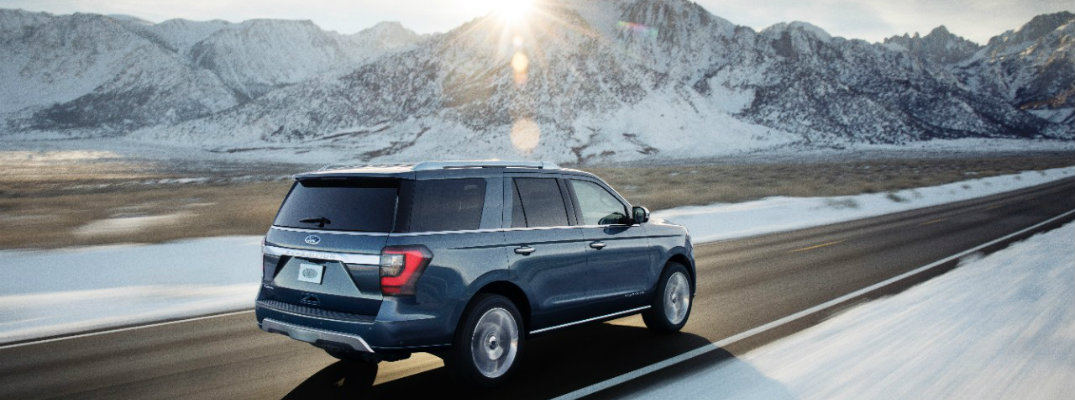 2018 Ford Expedition release date and debut at 2017 Chicago Auto Show