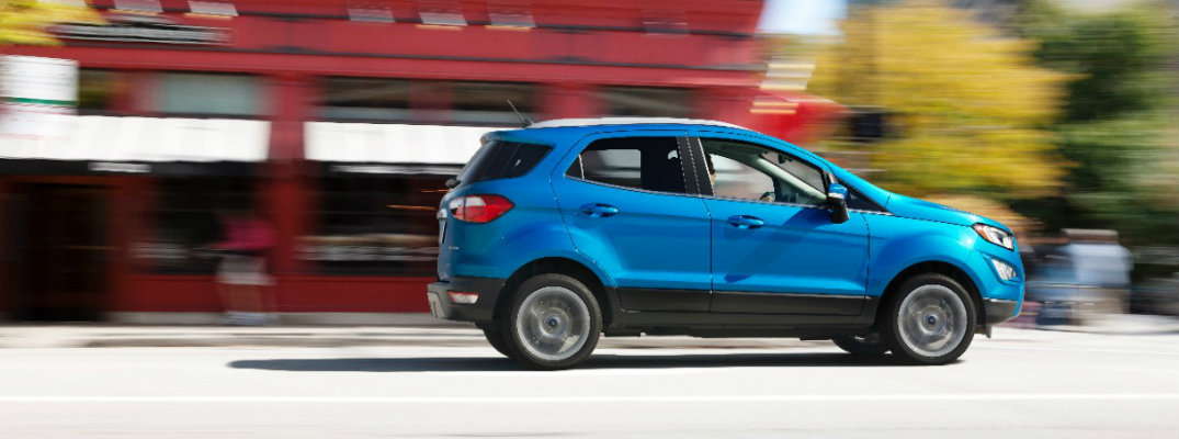 2018 Ford EcoSport pictures