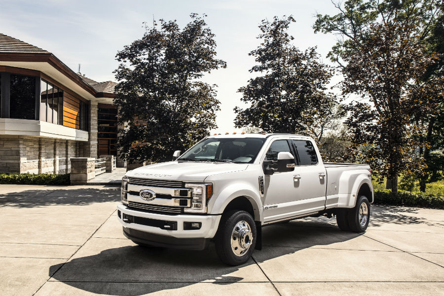 2018 Ford Super Duty Limited Luxury And Utility Meet