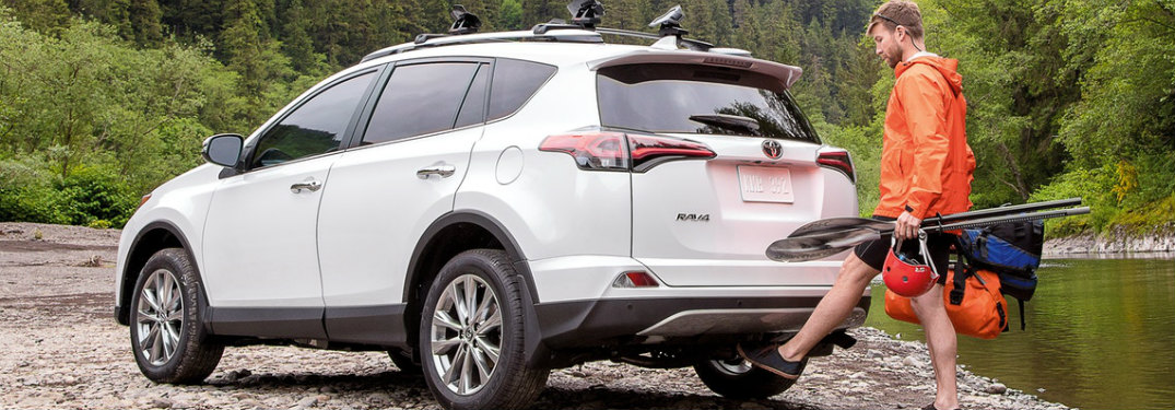 Color Options For The 2018 Toyota Rav4
