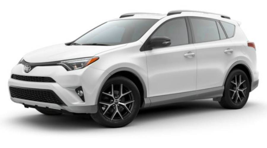 What Colors Does The 2018 Toyota Rav4 Come In