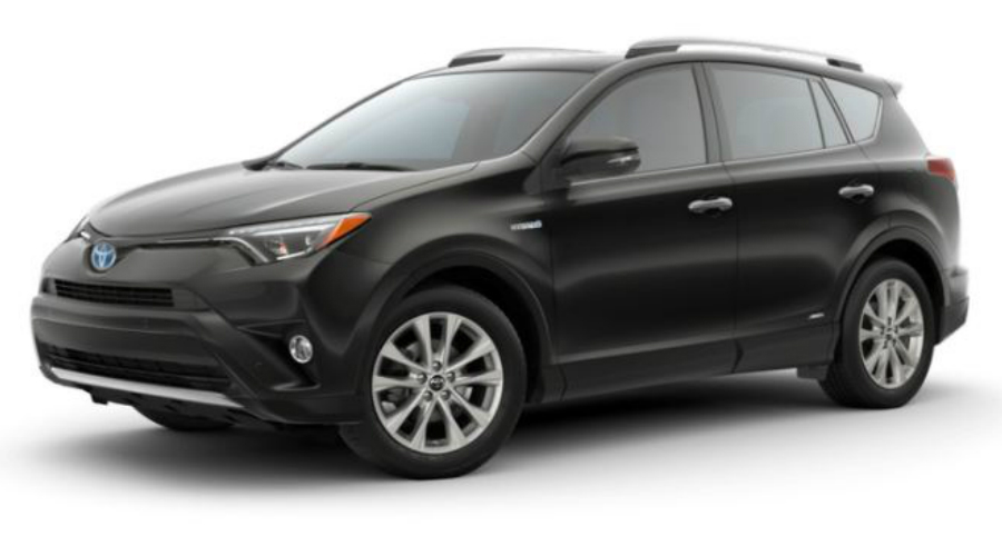 2018 Toyota Rav4 Color Options