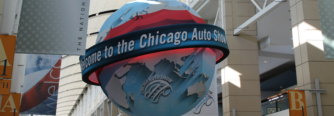 Which Chevy Models Made their 2017 Chicago Show Debut?
