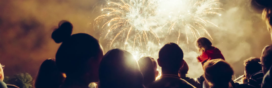 Where are the Best July Fourth Fireworks Shows Near Gainsville GA 2017