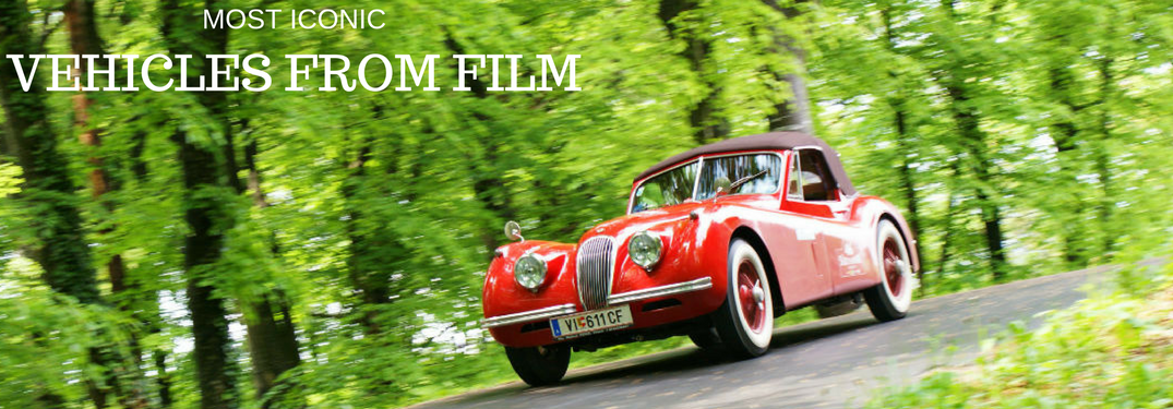 What Are the Most Iconic Movie and Television Vehicles of All Time