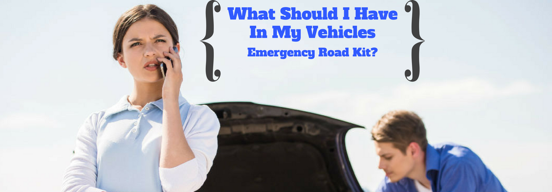 What Should I Have in My Emergency Road Kit