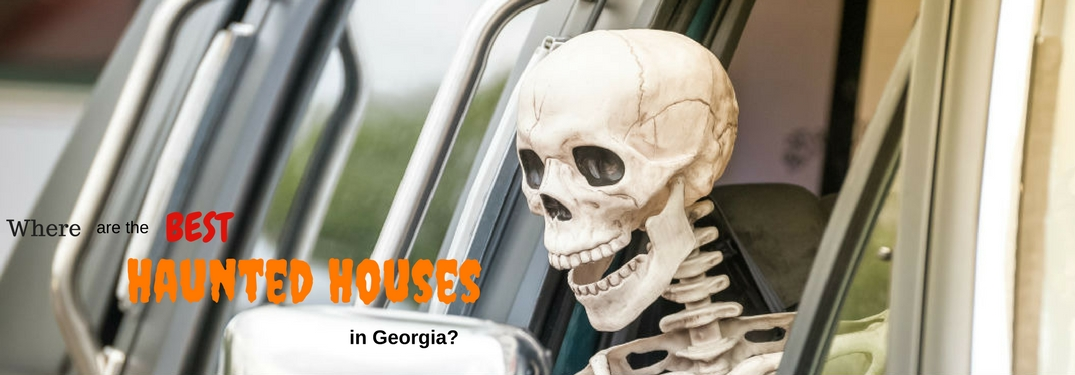 Where are the Best Haunted Houses in GA