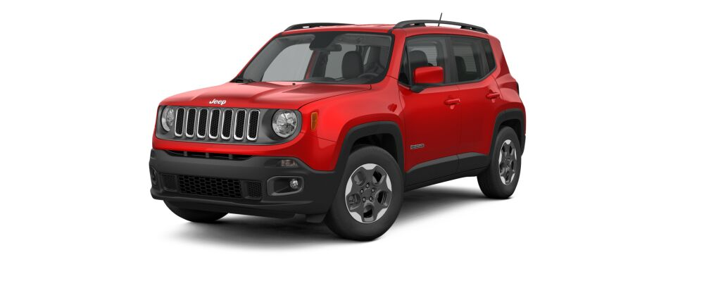 Jeep Renegade Models >> Comparing The 2017 Jeep Renegade Models With Table