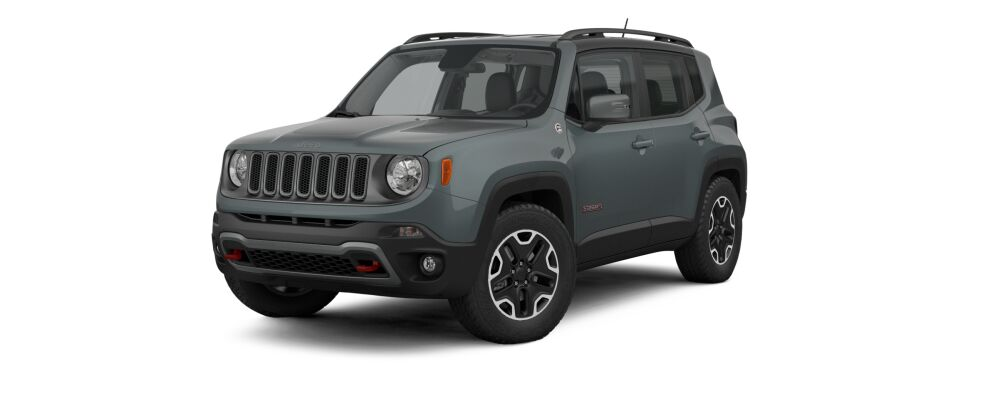 comparing the 2017 jeep renegade models with table. Black Bedroom Furniture Sets. Home Design Ideas