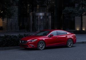 With Its Upscale Interior, Seductive KODOu2014Soul Of Motion Design And Driving  Dynamics More Comparable To Premium Sports Sedans Than Most Midsizers, ...