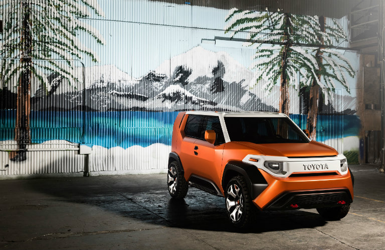 Toyota FT 4X release date